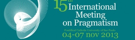 Conference: 15th International Meeting on Pragmatism