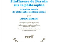 New Translation: John Dewey, L'influence de Darwin sur la philosophie