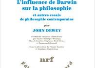 New Translation: John Dewey, L'influence de Darwin sur la philosophie